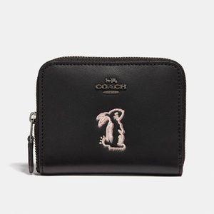 Coach SELENA GOMEZ Bunny Wallet F39319